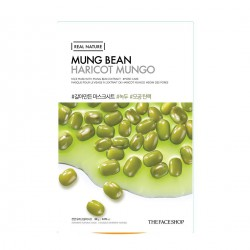 Real Nature Face Mask  Mung Bean