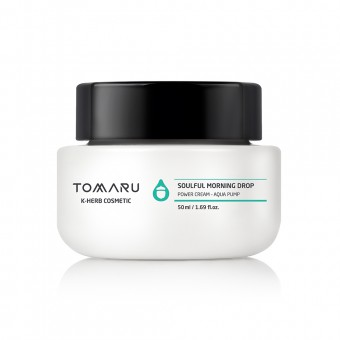Soulful Morning Drop Power Cream Aqua Pump
