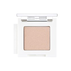 Mono Cube Eyeshadow (Shimmer)  Be01 Butter Cream