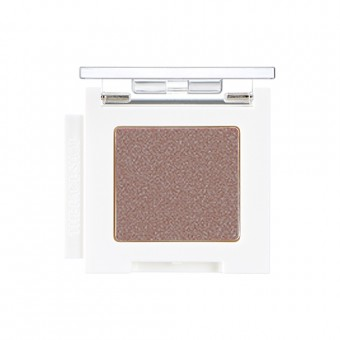 Mono Cube Eyeshadow (Shimmer)  BR02 Brown Brown
