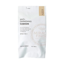 Anti-Darkening Cushion N201  (Miracle Finish) (Refill)