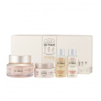 The Therapy Oil Blending Cream set