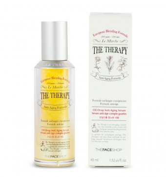 The Therapy Oil Drop Anti Aging Serum 45ml