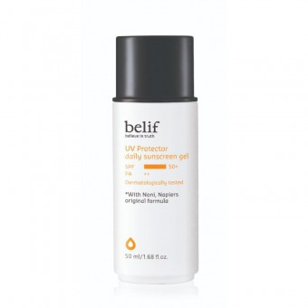 belif UV Protector Daily Sunscreen Gel SPF 50+ PA++