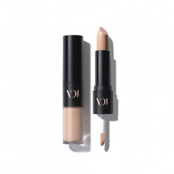 VDIVOV Double Stay Dual Concealer 23N Deep Ivory_expired 220522