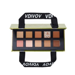 VDIVOV Eye Color Bag 01 Almond Shake