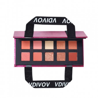 VDIVOV Eye Color Bag 02 Pink Coralism