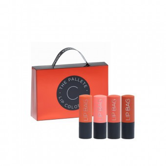 VDIVOV Lip Color Bag 01 Coral Brick