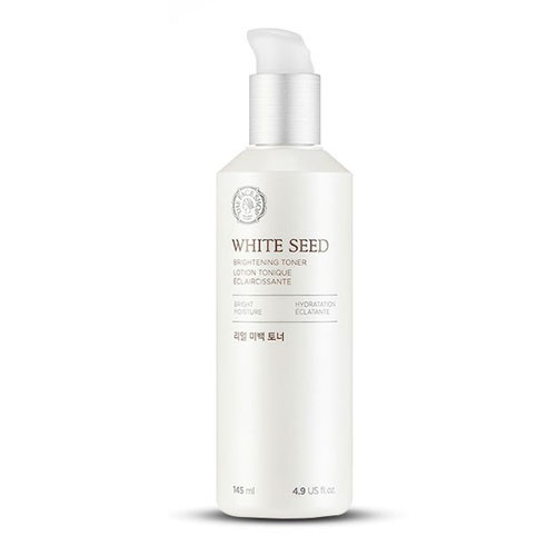 White Seed Brightening Toner