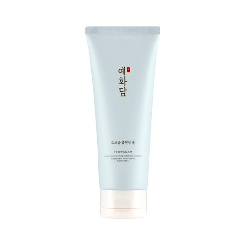 Yehwadam Deep Moisturizing Foaming Cleanser