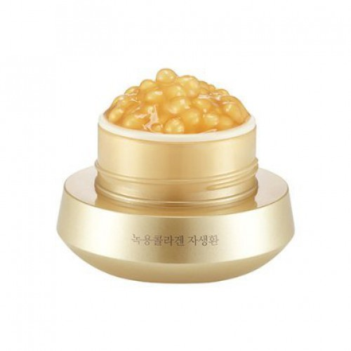 Yehwadam Nokyong Collagen Contour Lift Gold Capsule Cream