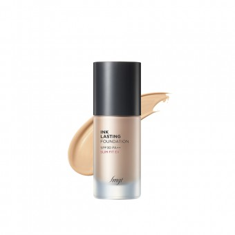 FMGT Inklasting Foundation Slim Fit V201 Apricot Beige