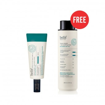 belif Stress Shoot Cica Cream Free Toner