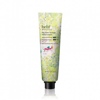 belif Extreme Hand Cream My Lime Orange
