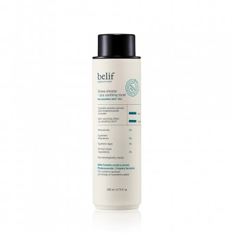 belif Stress Shooter – Cica Soothing Toner