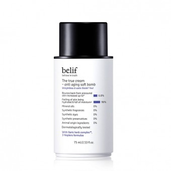 Belif The True Cream  Anti-aging Soft Bomb