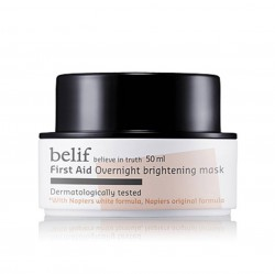 belif First Aid Brightening Mask 50ml