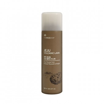 Jeju Volcanic Lava Clay Mousse Pack [expired 120220]