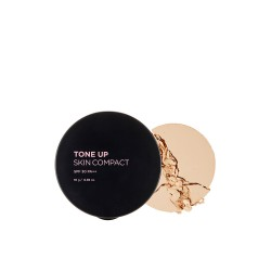 FMGT Tone Up Skin Compact V201 Apricot Beige SPF 30 PA++