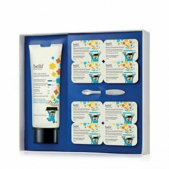 belif The True Cream Moisturizing Bomb 100ml + Moisturizing Bomb Powder