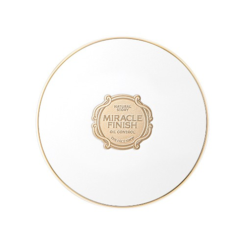 Oil Control Water Cushion SPF50+ PA+++ V201 (Miracle Finish)