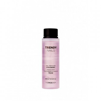 Trendy Nail Remover 100ml 01 Strawberry