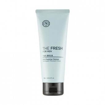 The Fresh For Men Mild Foaming Cleanser
